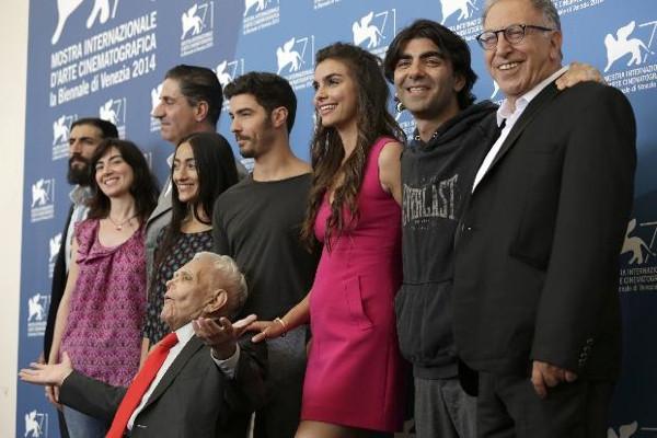 Fatih Akin 'The Cut' filminin galası için Venedik'te
