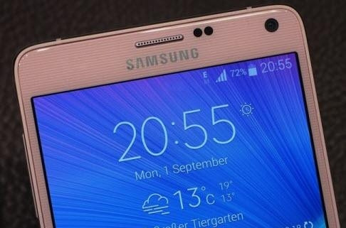 Samsung Galaxy Note 4 ve Galaxy Note Edge