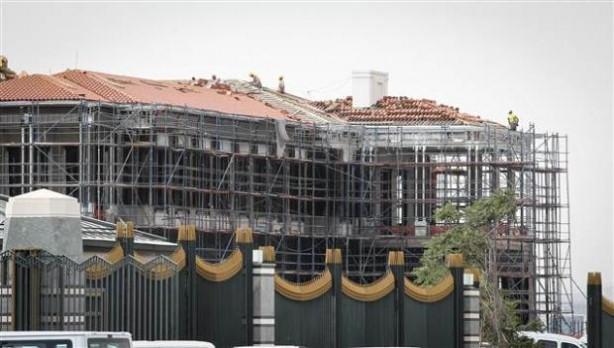 İşte yeni Cumhurbaşkanlığı binası