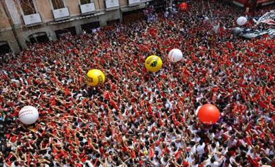 En çılgın festival