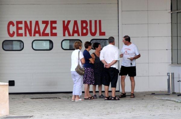 Rize'de İtalyan turist öldürüldü, eşi yaralı!