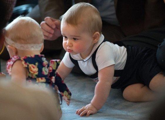 Kraliyet Ailesi'ne ikinci bebek !