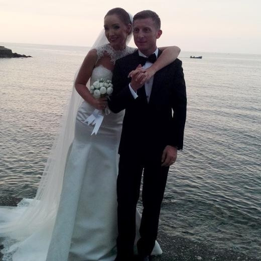 Ömür Arpacı evlendi