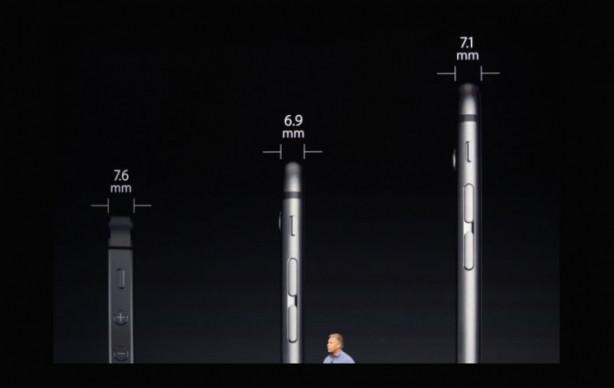 iPhone 6 görücüye çıktı !