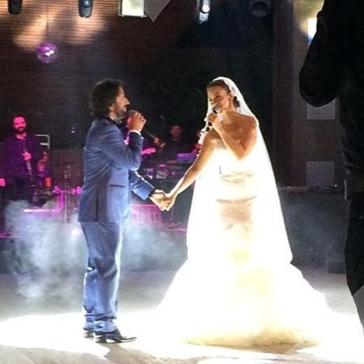 Fettah Can Cansu Kurtçu evlendi