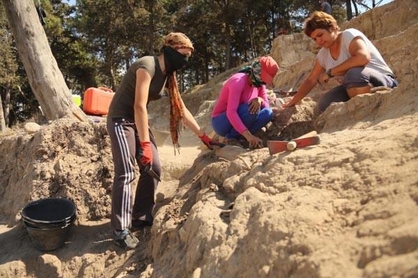 Yumuktepe'de 6500 yıllık saray bulundu