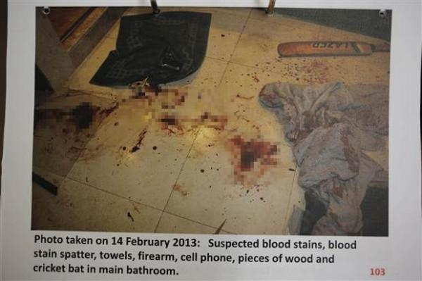 Mahkeme Pistorius kayıtlarını yayımladı