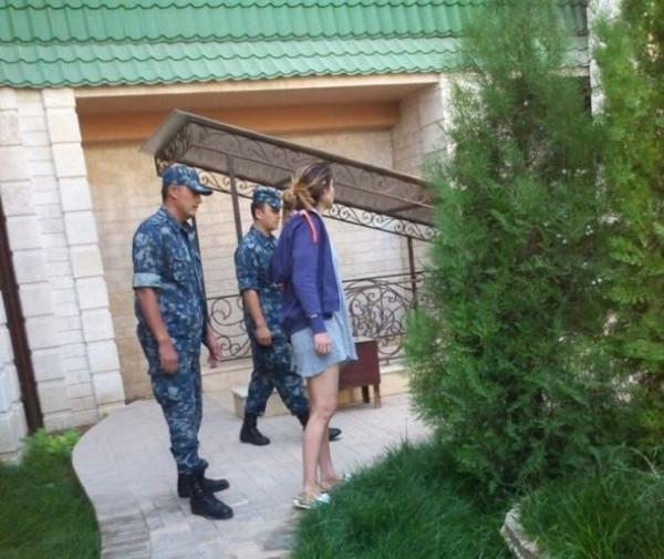 Özbekistan Devlet Başkanı'nın kızı Gülnara ev hapsinde görüntülendi