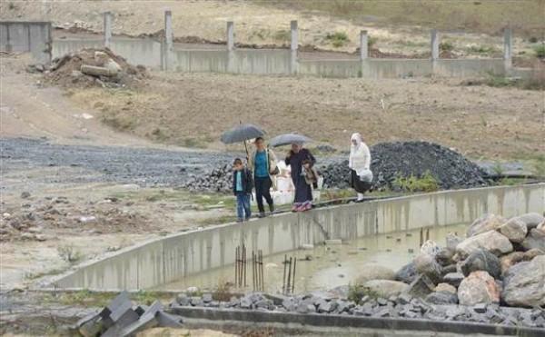 İstanbul'da çileli okul yolu