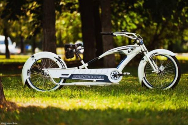 Tasarım harikası bisikletler