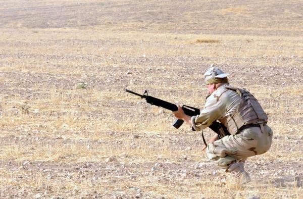 IŞİD peşmerge noktalarına saldırı düzenledi