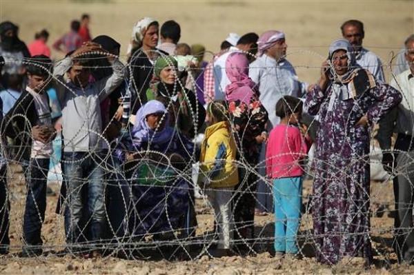 Gerginlik yaşanan bölgede sınır açıldı