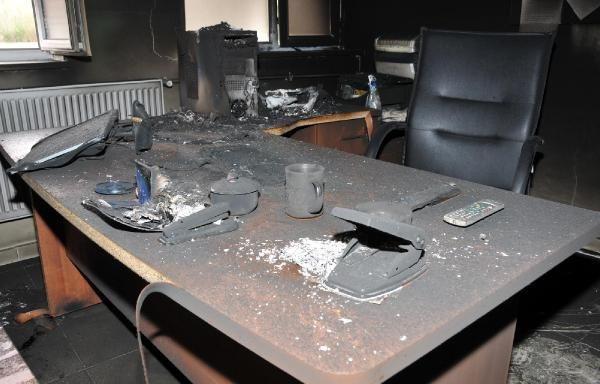 Van'da 2 okula molotoflu saldırı