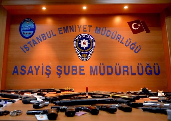 15 bin polisle eş zamanlı operasyon