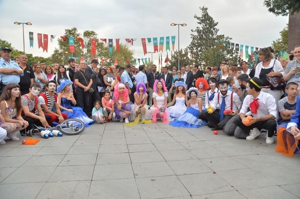 Dünyanın sanatı Beşiktaş'ta