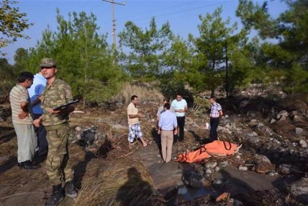 Hatay'da sel: 2 ölü, 4 kayıp