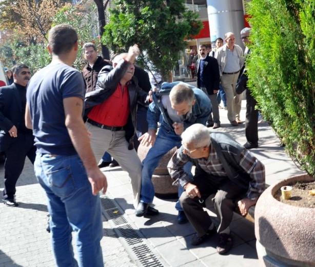 Eskişehir'de engelli adama öğretmen dayağı