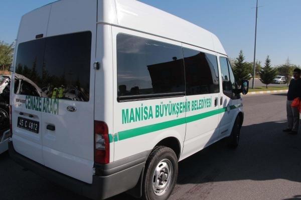 Manisa'da kaza dehşeti: 4 ölü!