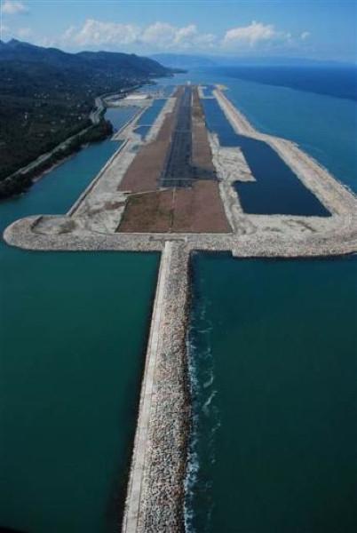 Ordu Giresun Havalimanı'nın son hali