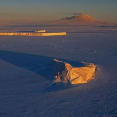 Kuş Bakışı Antartika