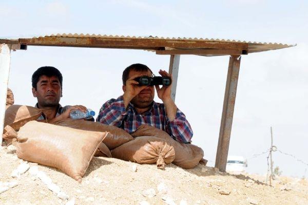 IŞİD'le çatışan YPG'ye ÖSO yardıma koştu