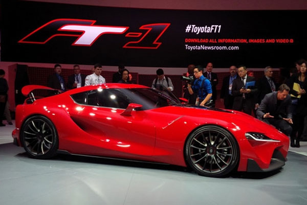 Kaçıranlar için Detroit Otomobil Fuarı'ndan en göz alıcı 10 araç