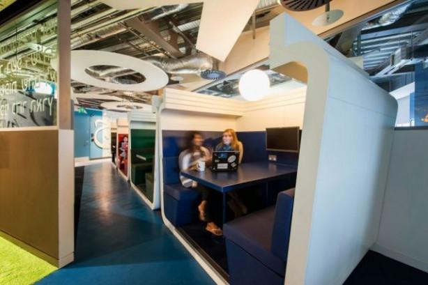 Google'ın Dublin ofisi