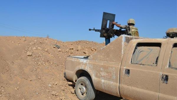 Kerkük'te PKK, Peşmerge ve IŞİD arasında çatışma çıktı