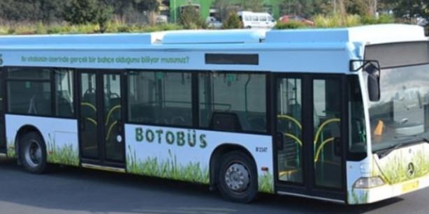 'Botobüs' trafiğe çıktı! İstanbullular böylesini görmedi!