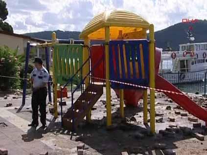 İstanbul Boğazında korkutan kaza