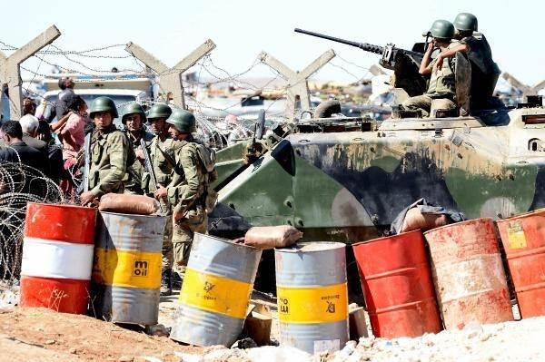 Kobani'de çatışmalar sürüyor