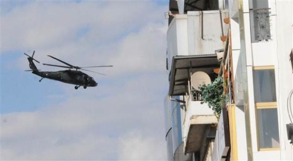 Van'da Kobani eylemi