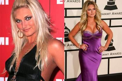 Brooke Hogan, en çok arzulanan kadınlar listesinde