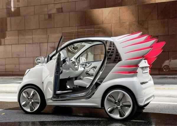 Geleceğin 10 otomobil tasarımı