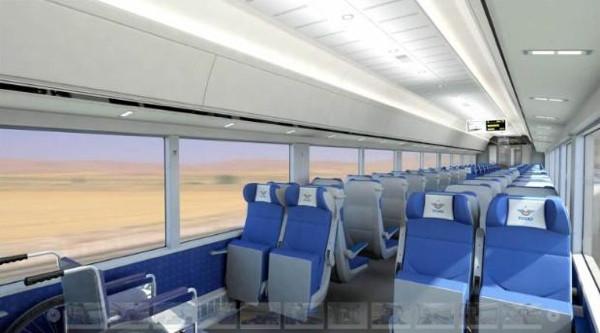 Milli tren 2018'de rayda