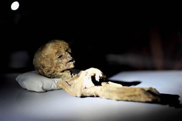 Mumya görmek için Mısır'a değil Kapadokya'ya gelin