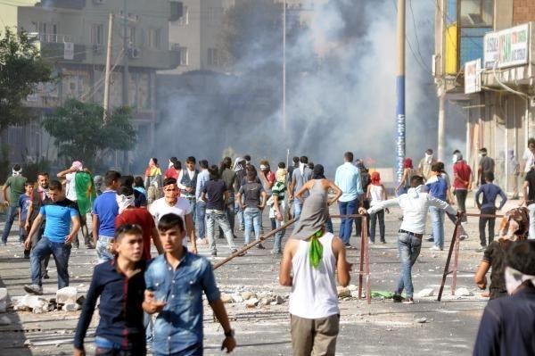 IŞİD protestolarında ölenlerin sayısı 36 oldu