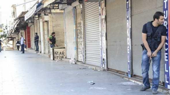 Dokuz soruda: Türkiye sokaklarında Kobani gerilimi