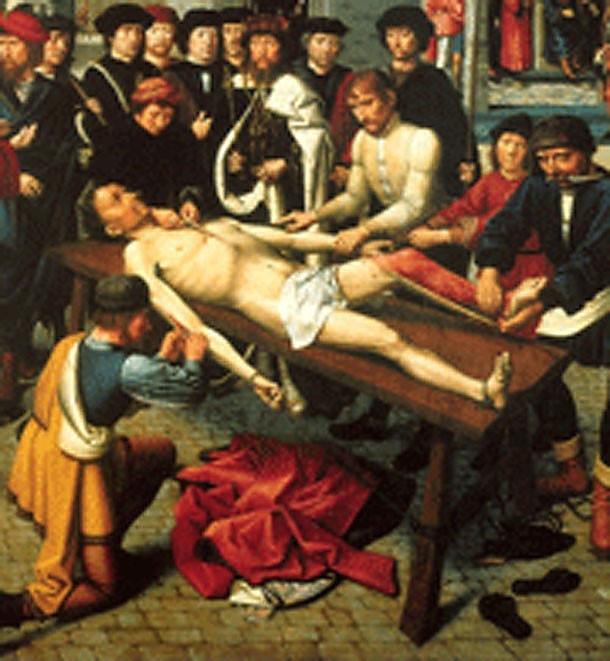İnsanlık tarihinin en vahşi idam yöntemleri