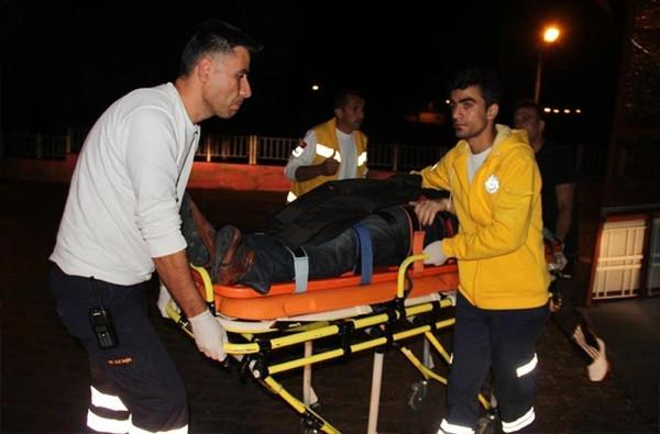 Sivas'ta polis otobüsü devrildi: 3 şehit