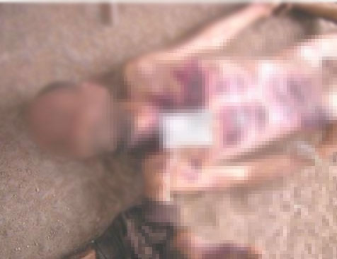 Son işkence görüntüleri
