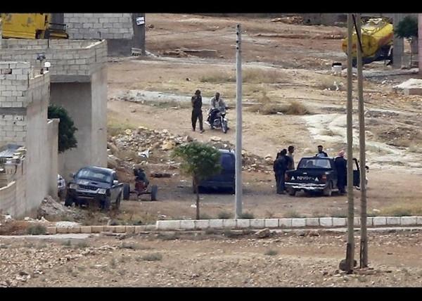 İşte Kobani'de son durum!
