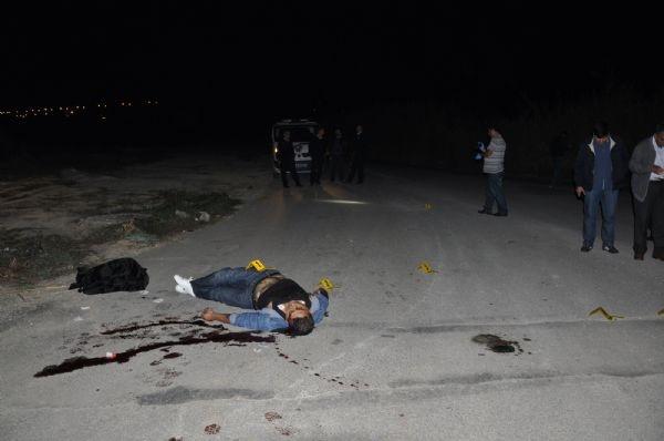 Sokak ortasında öldürüldü
