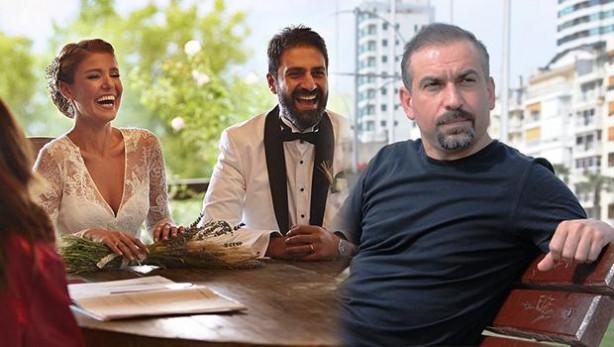 Mustafa Erdoğan'dan Gülben Ergen'in evliliğine ilk yorum