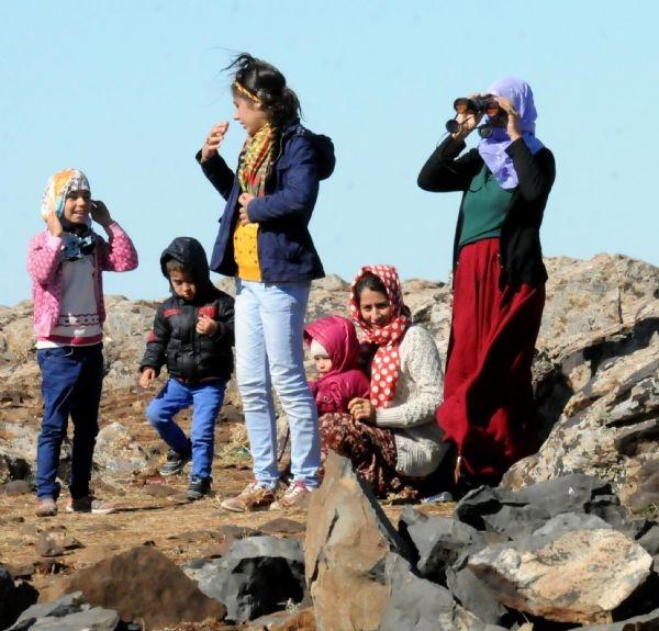 Kobani'de sessizlik