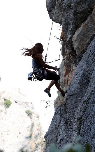 Petzl Roc Trip 2014 tırmanış ve yürüyüşü sona erdi