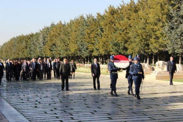'Mustafa Kemal Atatürk'ün mirası, bu yüce ülkenin her köşesinde&#03