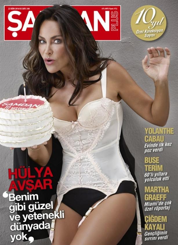 Hülya Avşar: Filmimi çekeceğim!