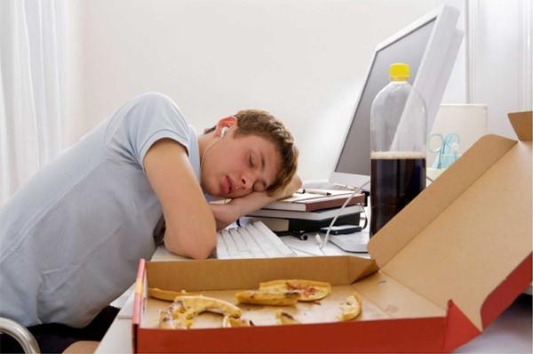 Uykusuz bırakan yiyecekler