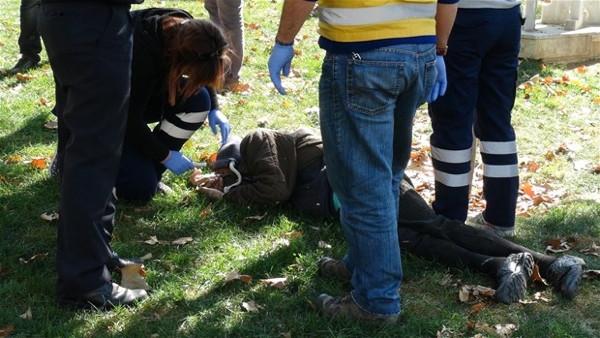Gezi Parkı'nda şüpheli ölüm!